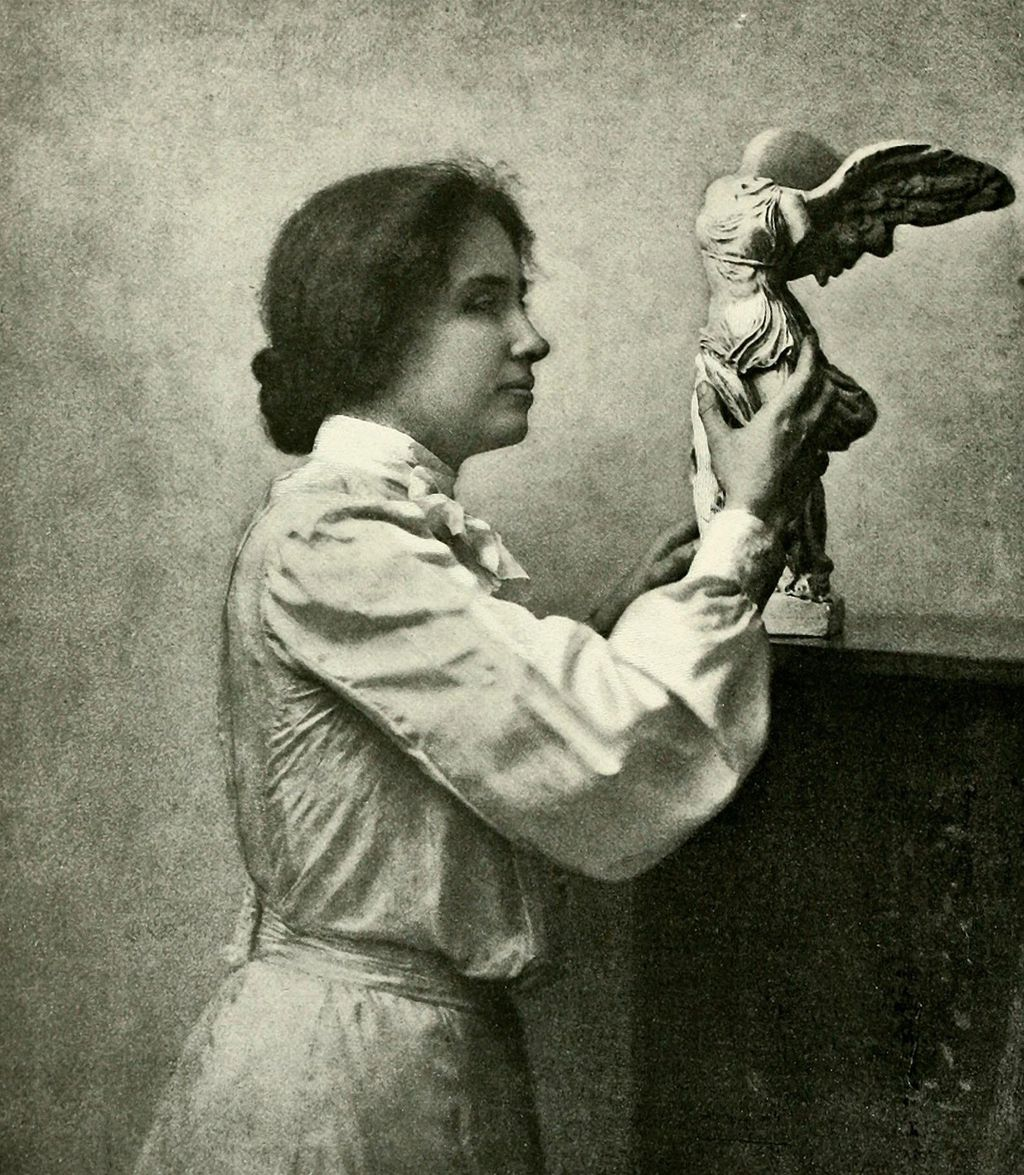 Helen Keller vježba osjet dodira