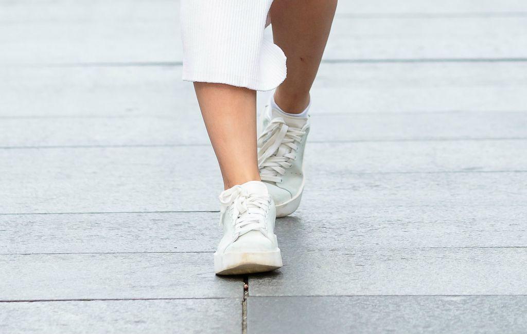 Bijele tenisice najviše se nose tijekom ljetnih dana