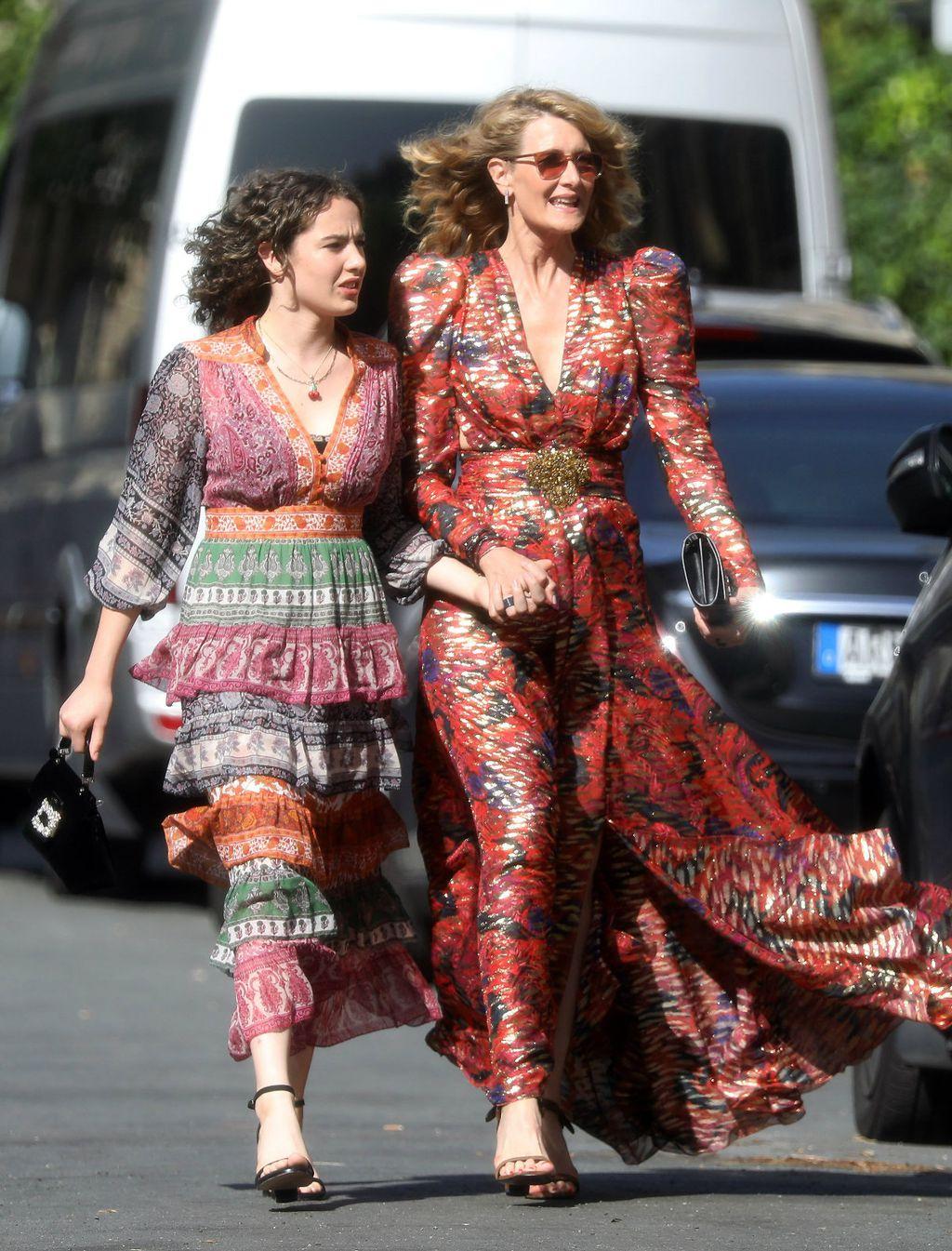 Laura Dern i njezina kći Jaya Harper