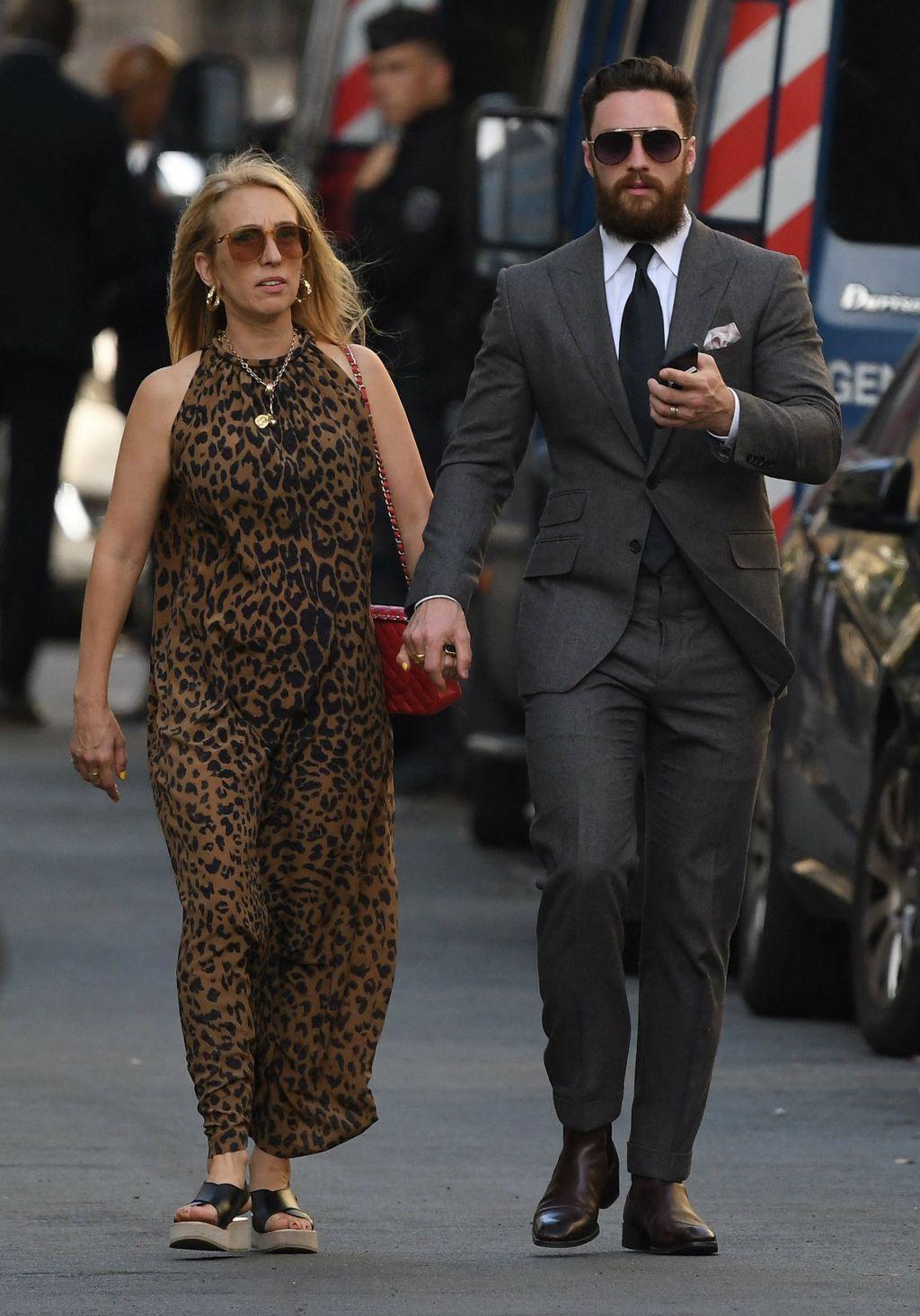 Sam Taylor-Johnson i njezin suprug Aaron Taylor-Johnshon