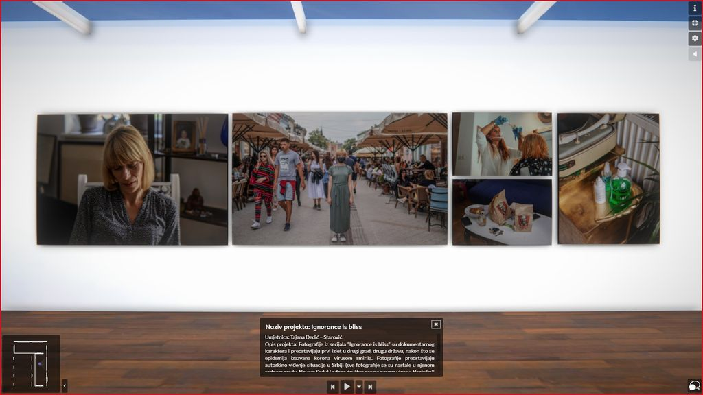 Prošetajte prvom interaktivnom virtualnom izložbom u Hrvatskoj - 2