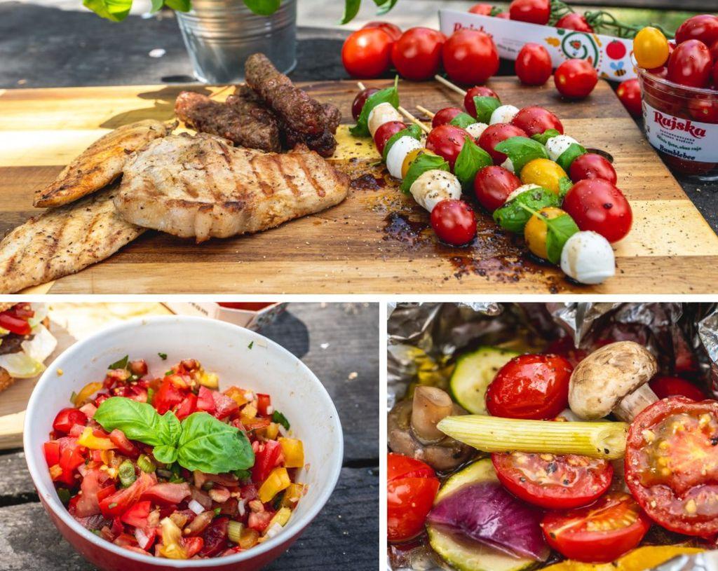 Tri priloga s Rajska rajčicom koja će zasijeniti meso na roštiljanju