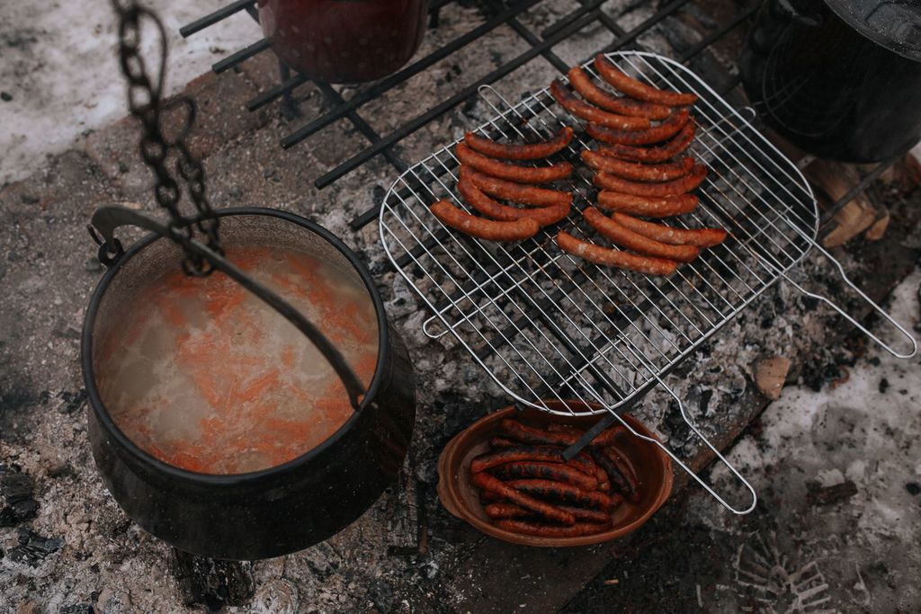 Kobasice s roštilja