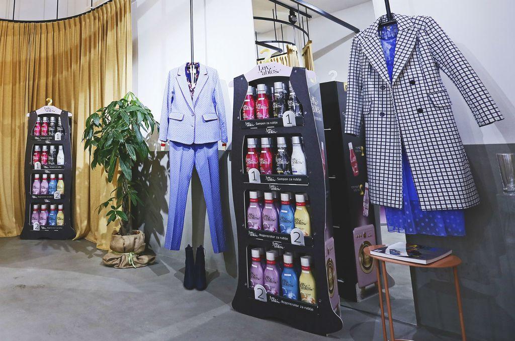 Predstavljanje šampona i regeneratora za pranje odjeće Lovables - 2