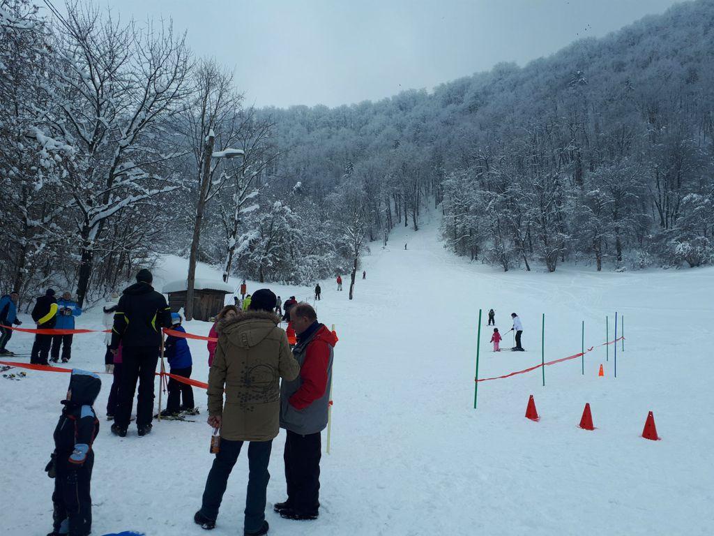 Skijanje na Hrastovačkoj gori - 5