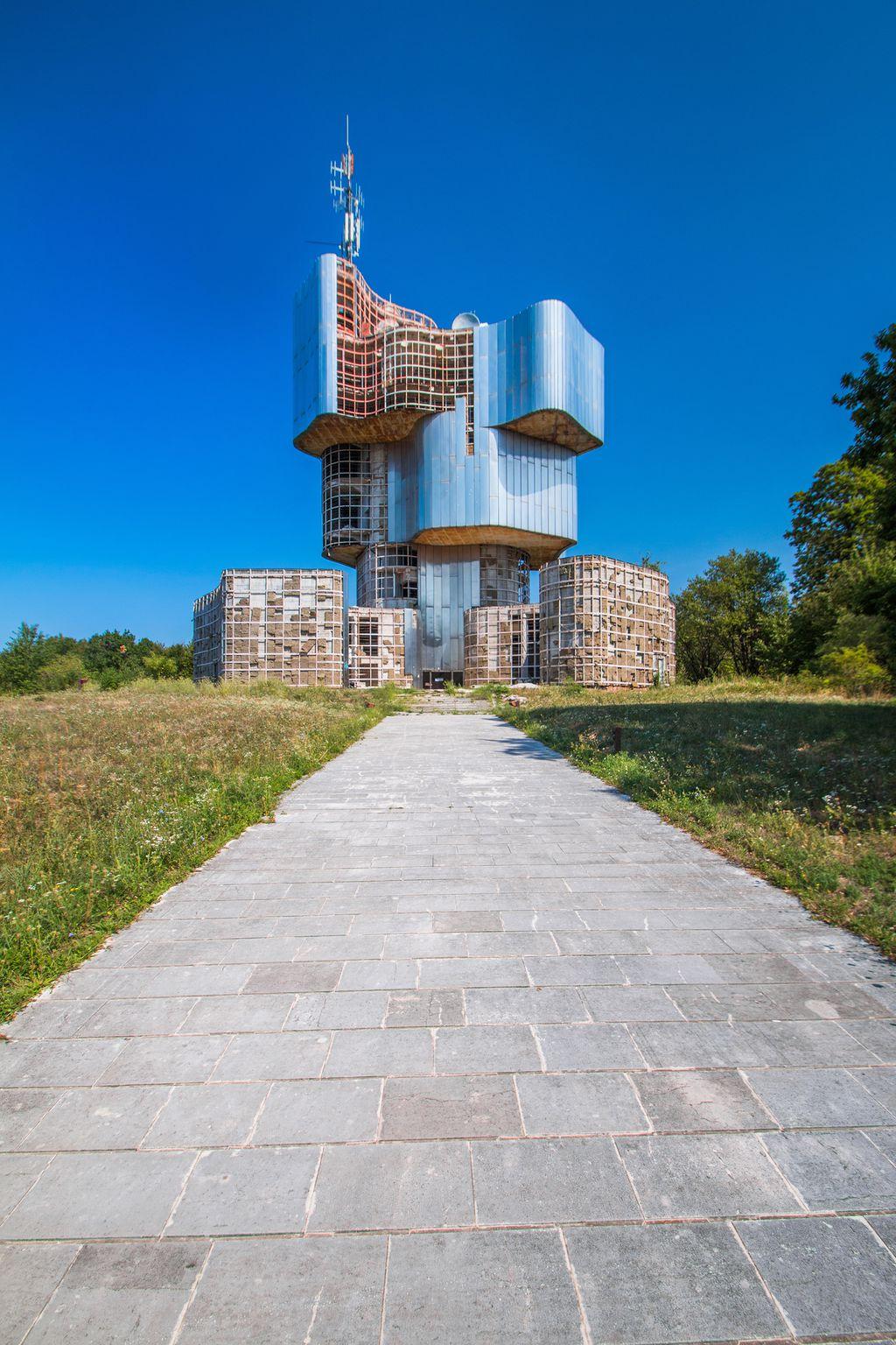 Spomenik na Petrovoj gori