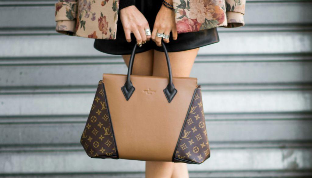 Torba modne kuće Louis Vuitton