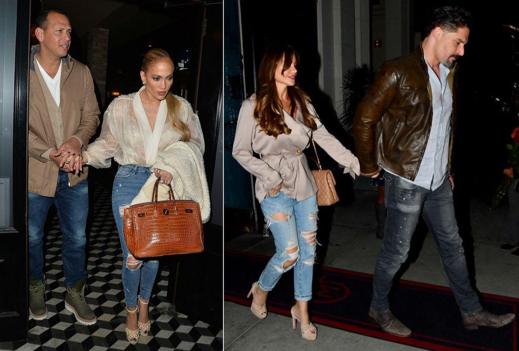Jennifer Lopez i Sofia Vergara u vrlo sličnim trapericama - 4