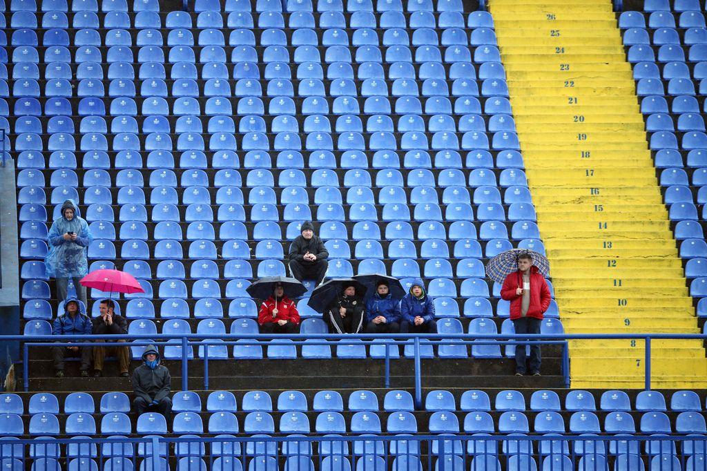 GNK Dinamo - NK Rudeš (Foto: Sanjin Strukic/PIXSELL)