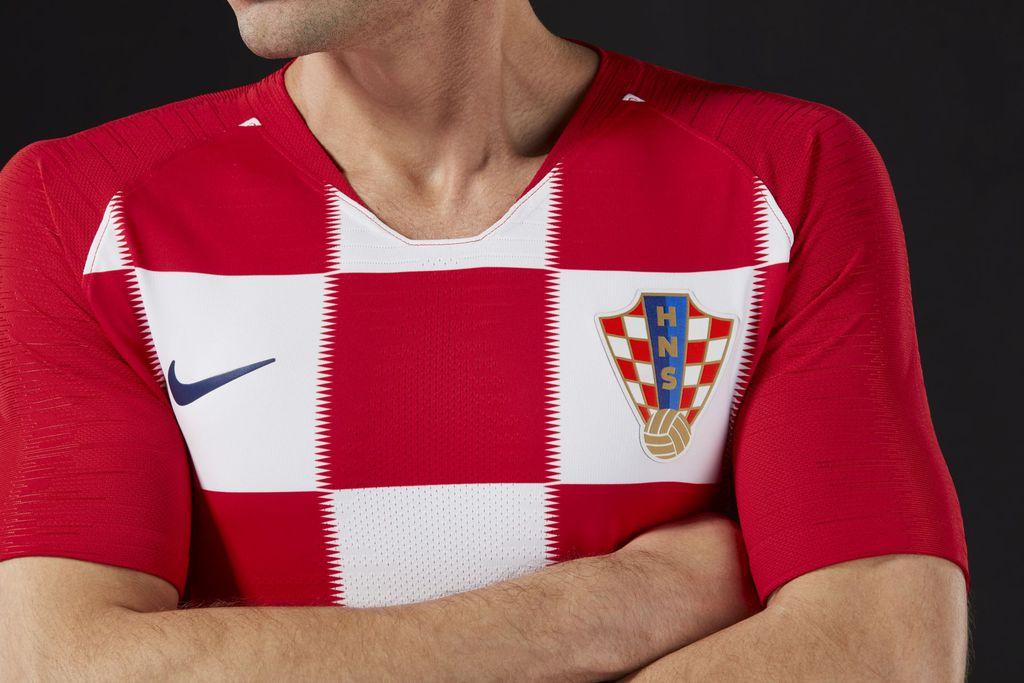 Novi dres hrvatske reprezentacije (Foto Nike)
