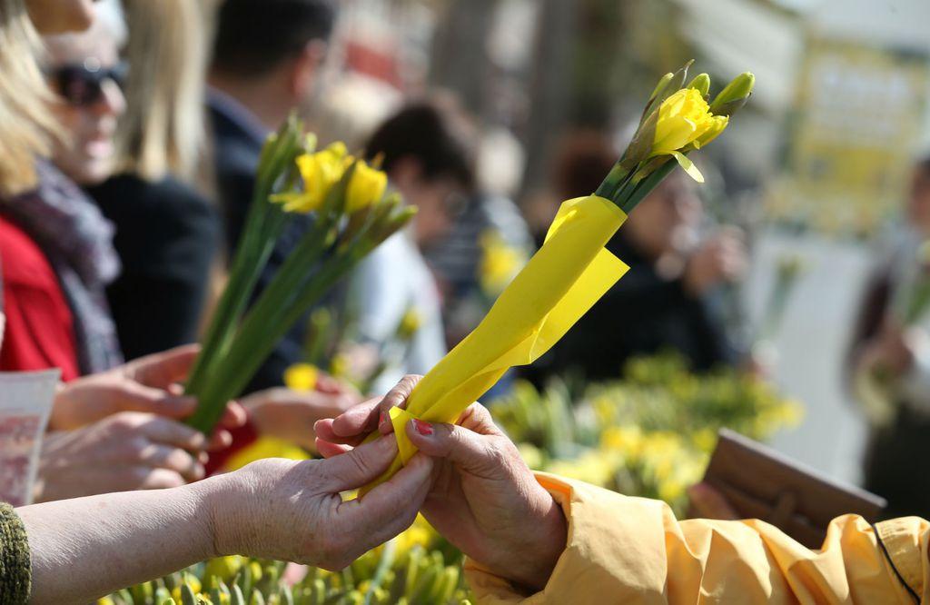 Dan narcisa obilježen je u Splitu