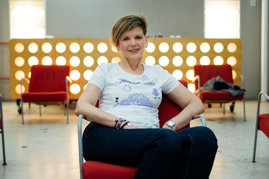 Novinarka Ivana Kalogjera