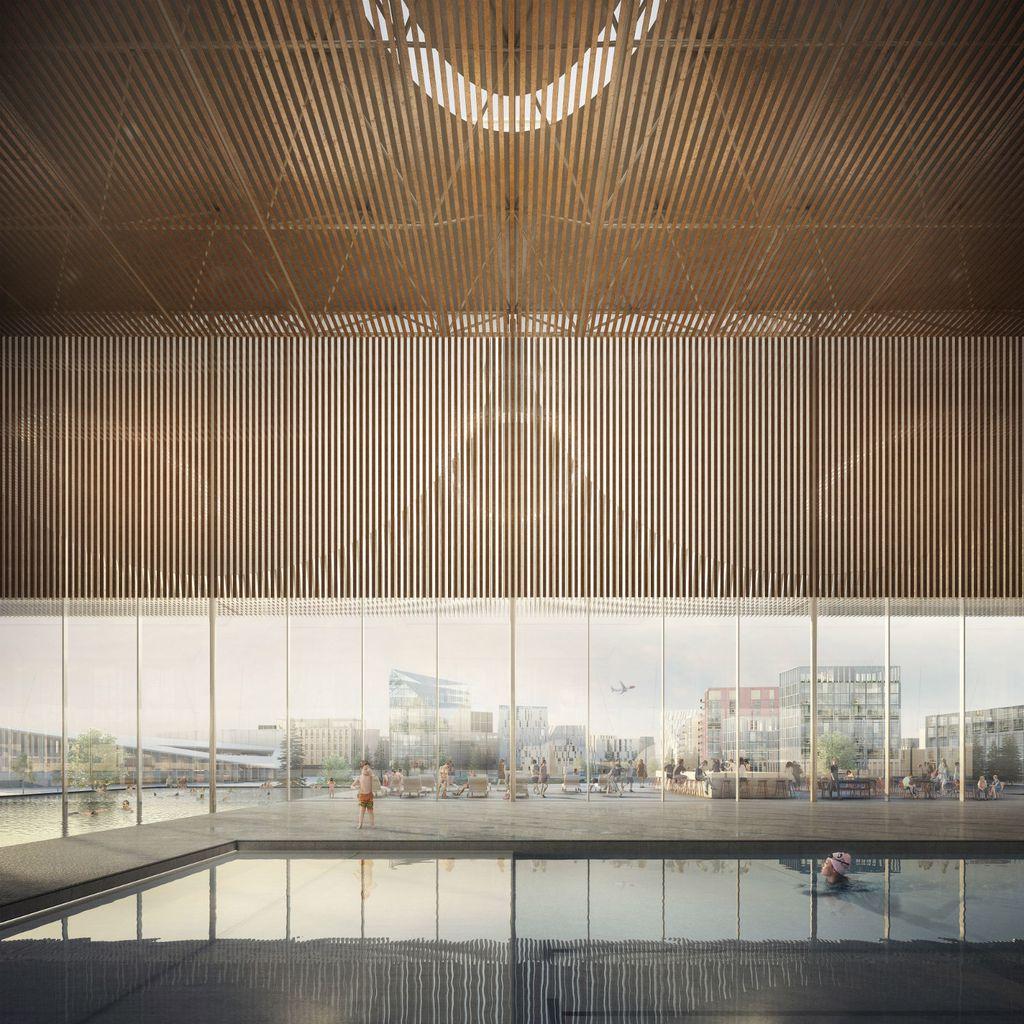 Novi aerodrom u Oslu - 6