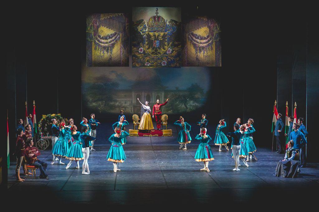 \'Elizabeta Austrijska - Sissi\': Novi balet o karizmatičnoj carici u zagrebačkom HNK - 14