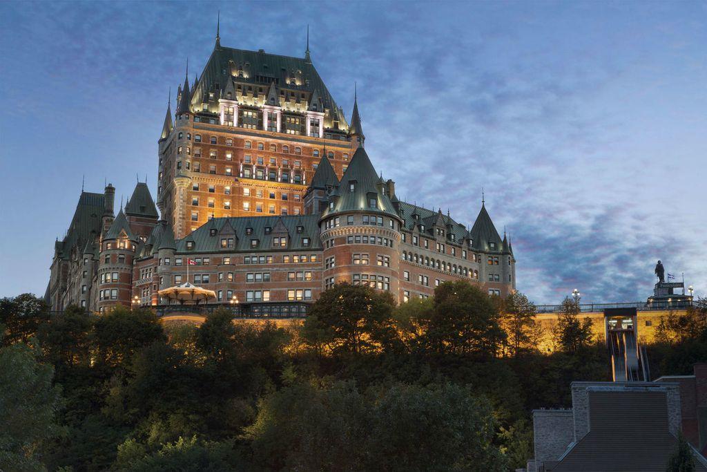 Fairmont Le Chateau Frontenac – Quebec City, Kanada