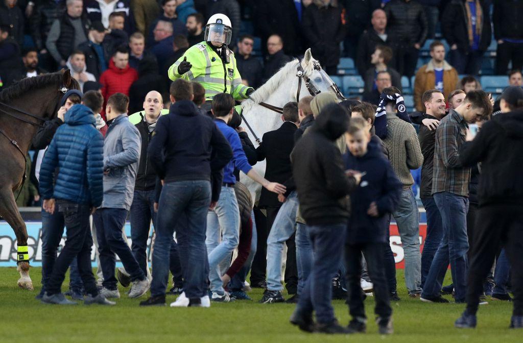 Navijači Millwalla (Foto: Jonathan Brady/Press Association/PIXSELL)