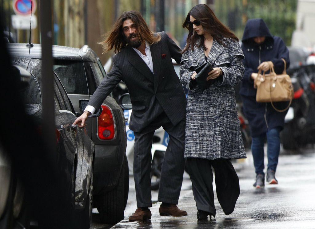 Nicolas i Monica nakon revije modne kuće Chanel