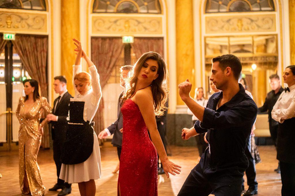 Ples sa zvijezdama (Foto: Nova TV)