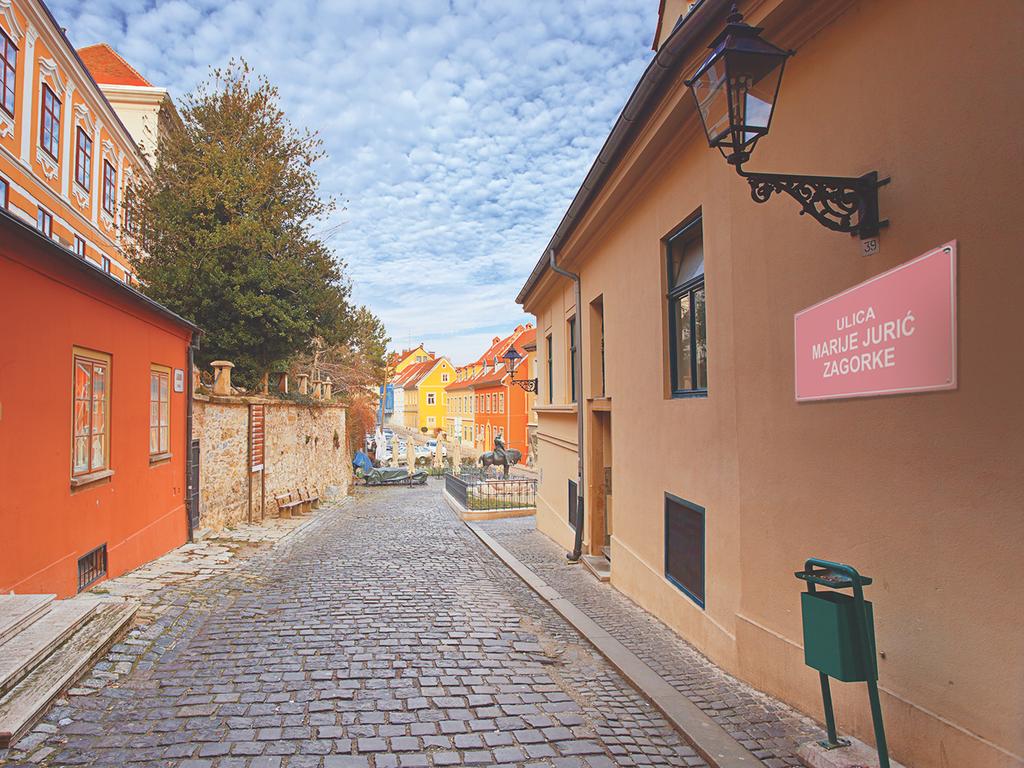 Ulica Marije Jurić Zagorke