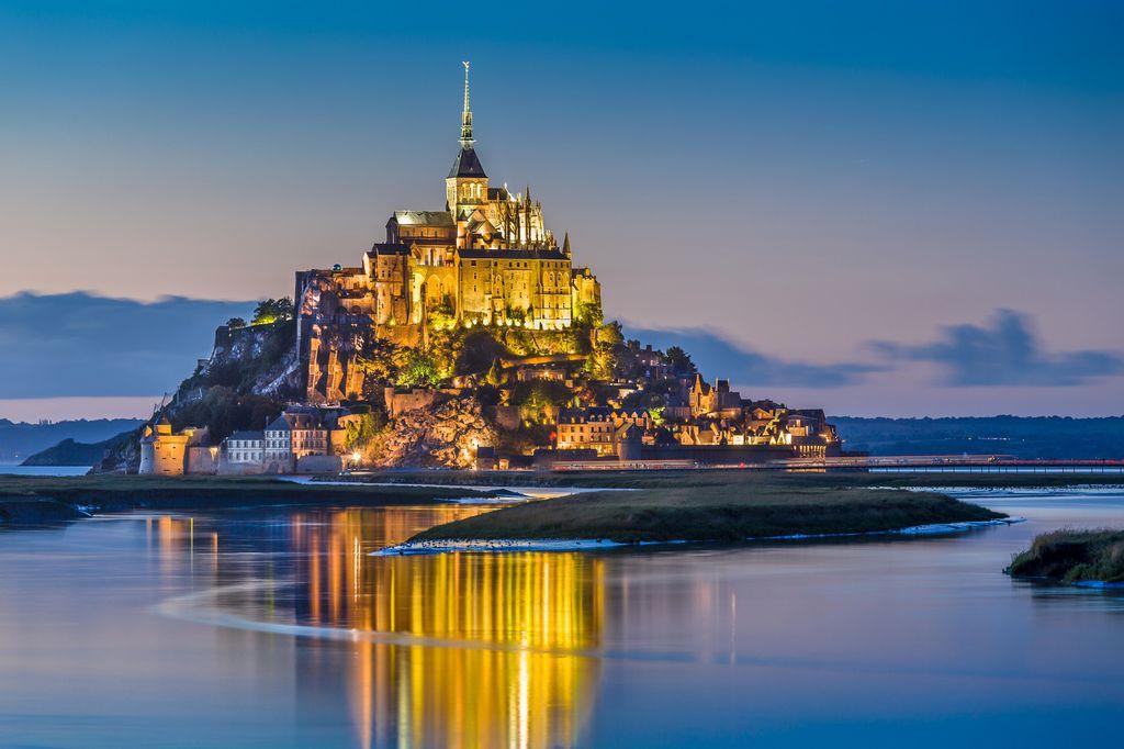 Mont Saint - Michel