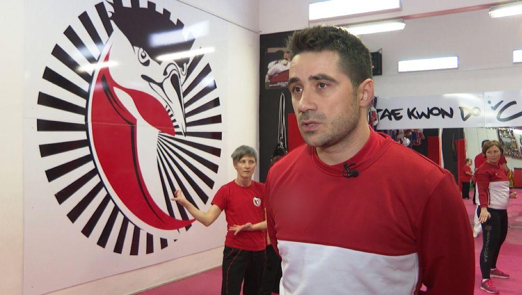 Trener Danijel Bursać Senadu je upoznao prije godinu i pol
