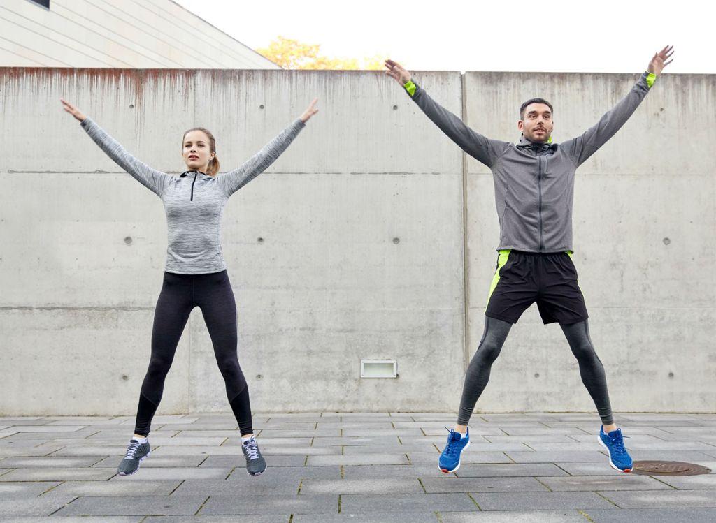 Vježba jumping jack