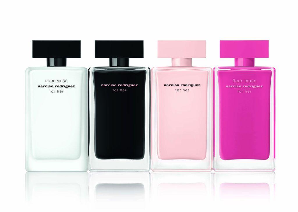 Novi For Her miris može se nositi kao poseban miris ili u kombinaciji s bilo kojim mirisom linije For Her