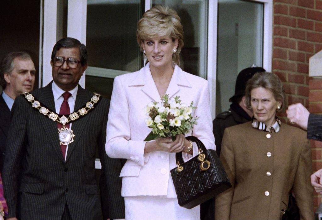 Princeza Diana obožavala je svoju Lady Dior torbu