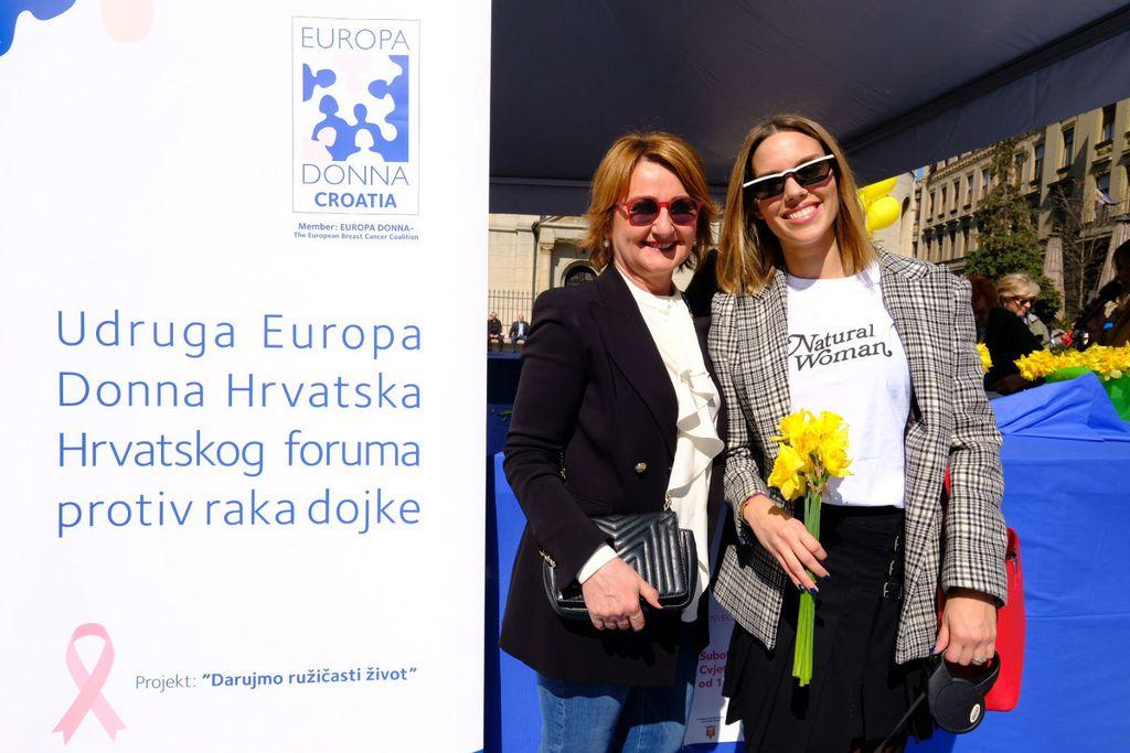 Udruga Europa Donna Hrvatska obilježila 23. Dan narcisa - 4