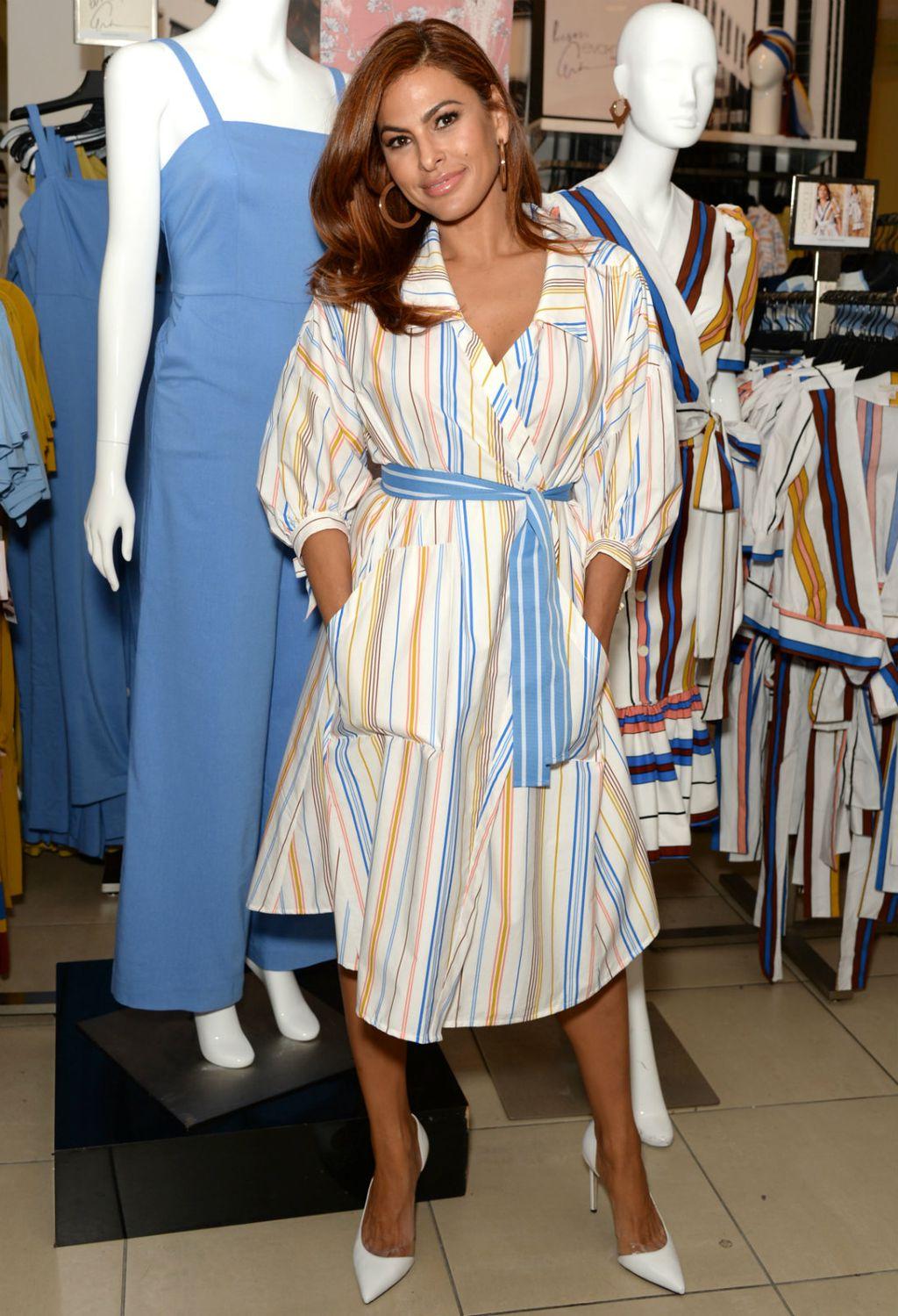 Eva u istoj haljini na predstavljanju kolekcije prije par tjedana