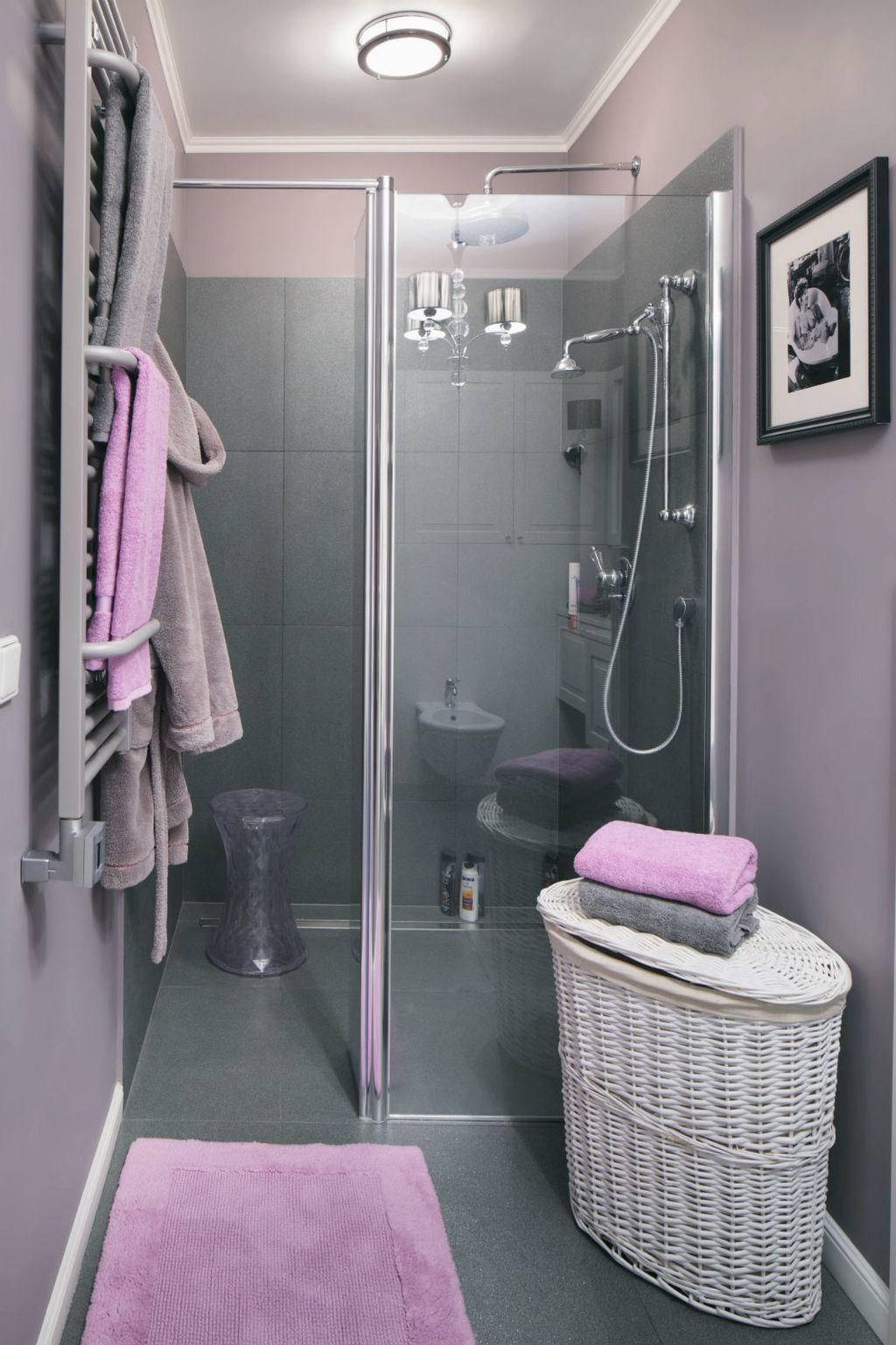 Ideje za uređenje kupaonice s tuš kabinom - 14