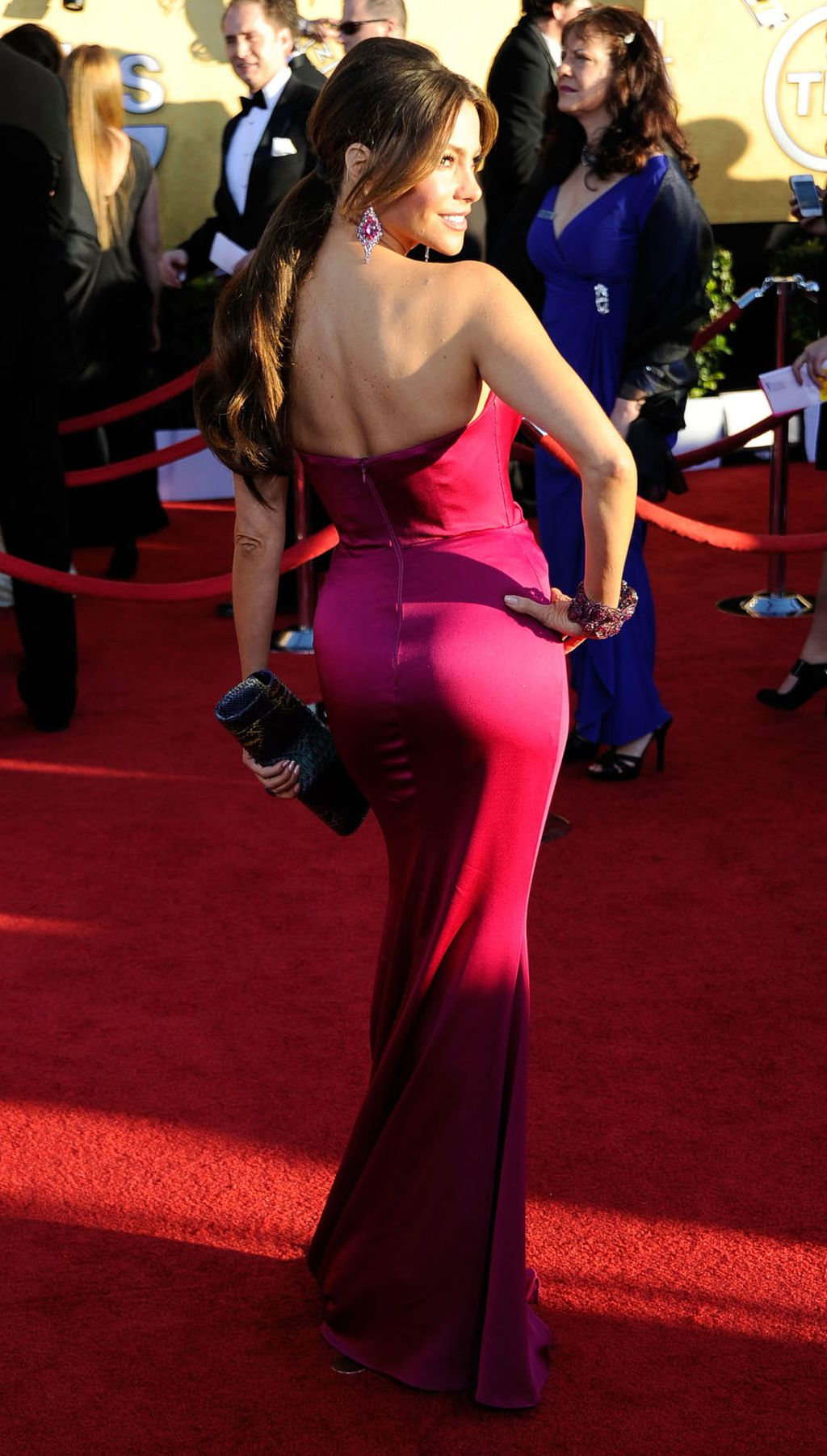 Sofia Vergara na dodjeli nagrada Screen Actors Guild Awards 2012. godine