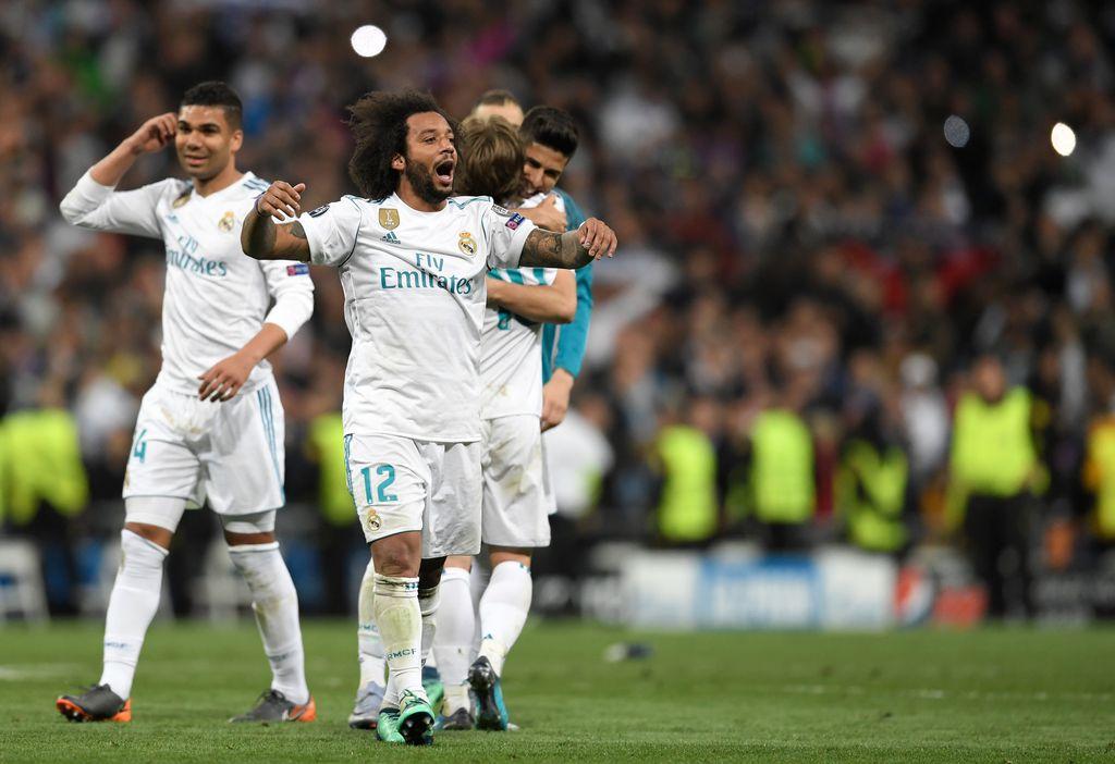 Marcelo (Foto: AFP)