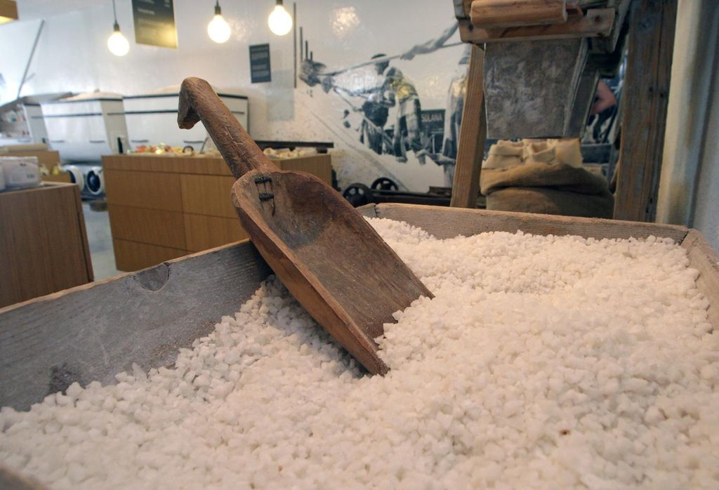 Muzej soli u Ninu