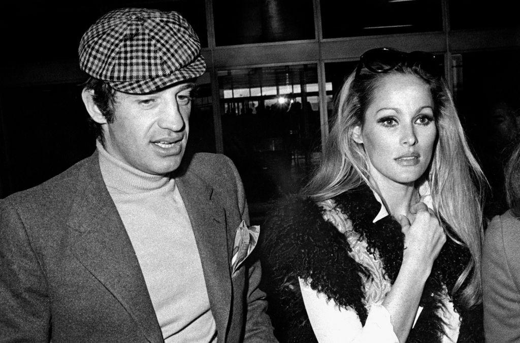 Jean-Paul Belmondo i Ursula Andress