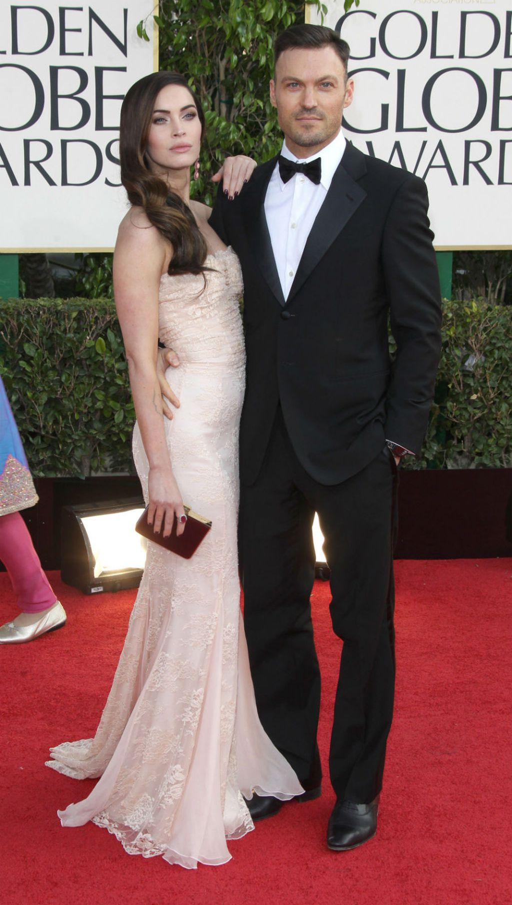 Megan Fox i Brian Austin Green