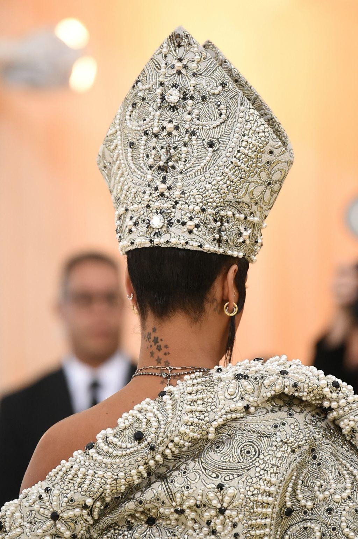Rihanna na Met Gali - 4