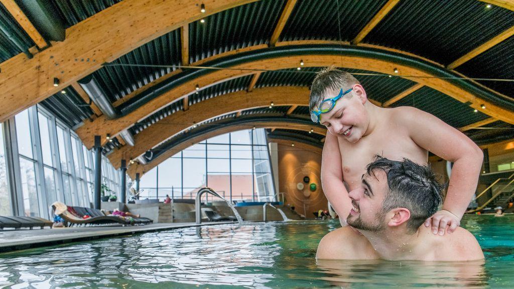 Kupanje u jednoj od najljekovitijih voda u Europi