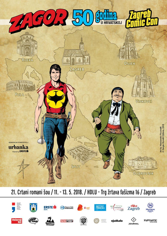 Zagreb Comic Con - 9