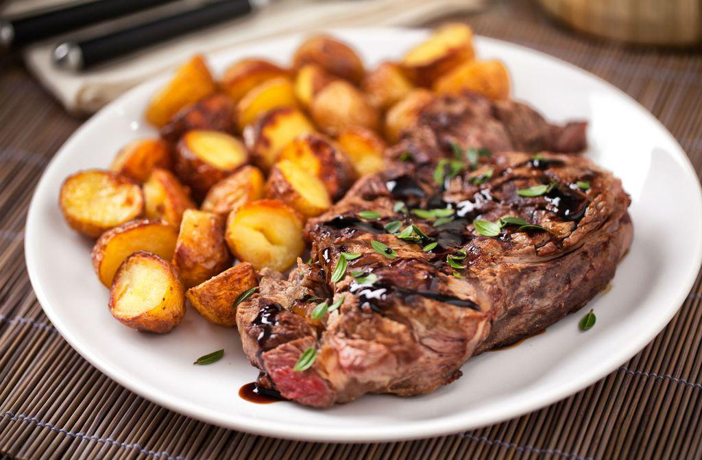Pečeno meso