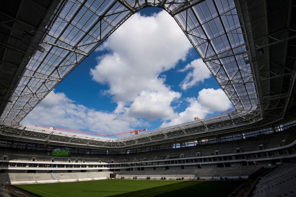 Baltik Arena Kalinjingrad (Foto: AFP)