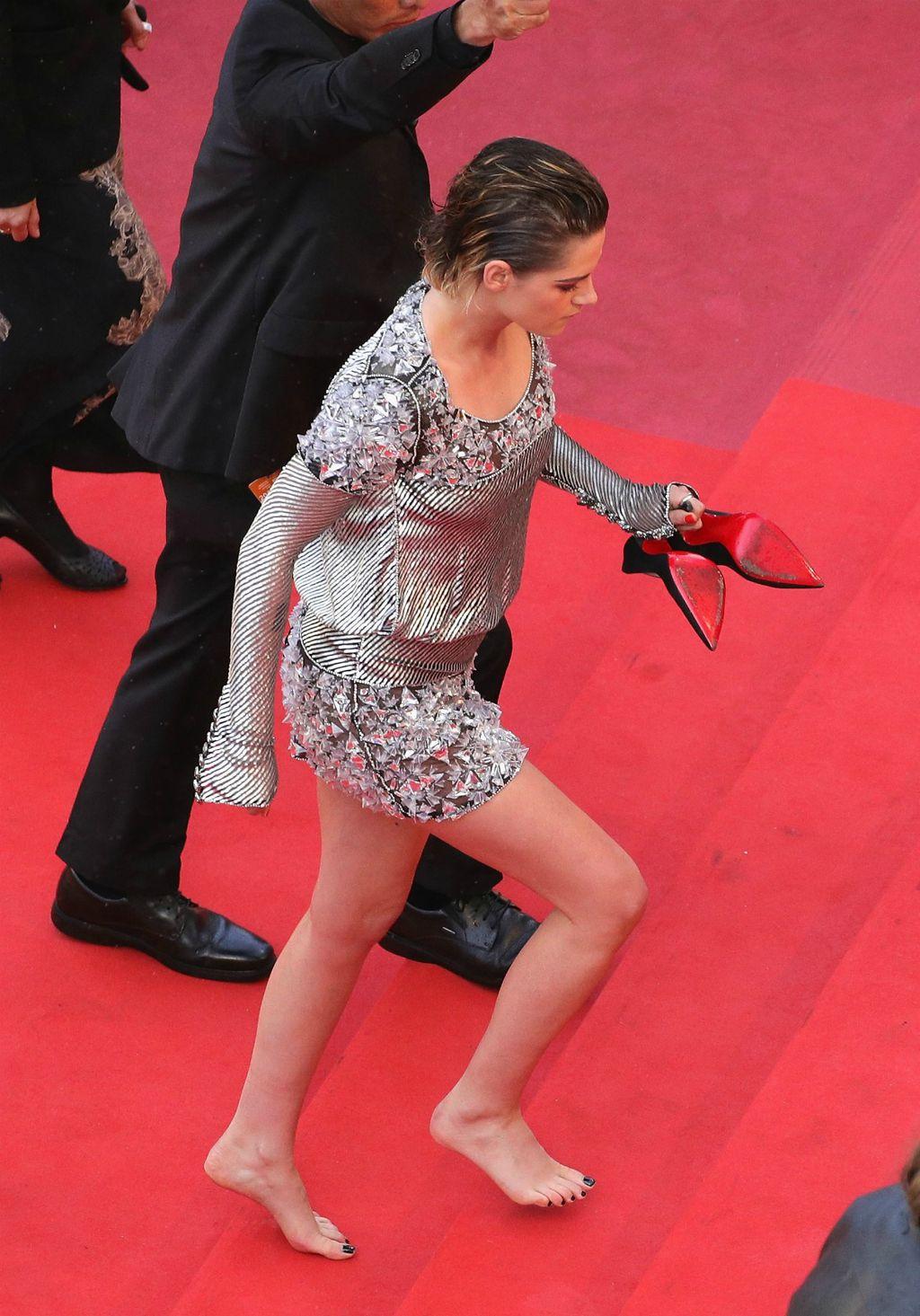 Kristen Stewart na premijeri filma Blackkklansman