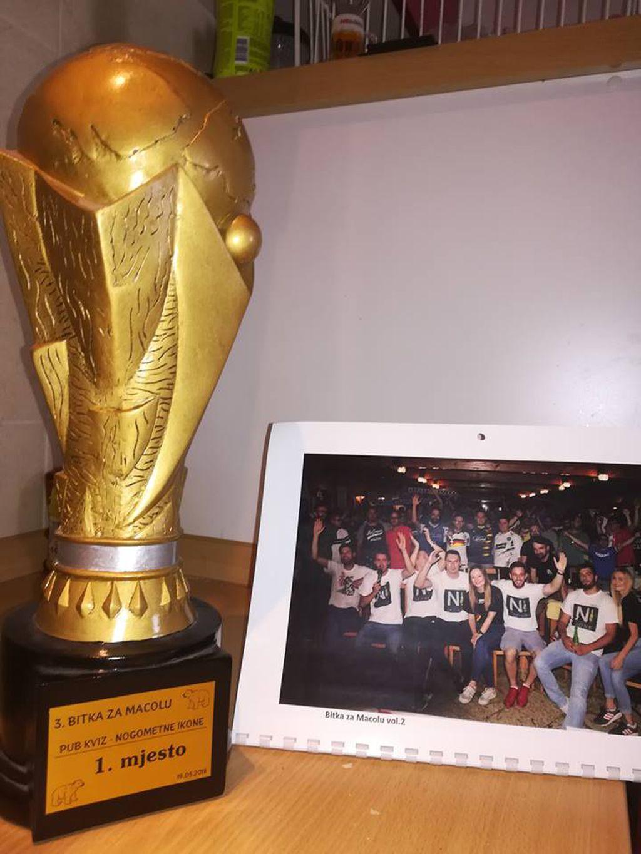 Trofej Bitka za Macolu (Foto: Nogometne Ikone)