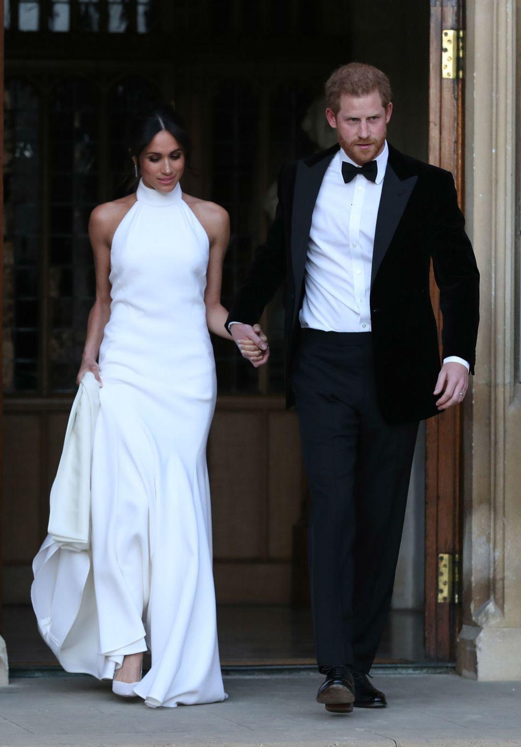 Drugu vjenčanicu vojvotkinje od Sussexa potpisuje Stella McCartney - 4