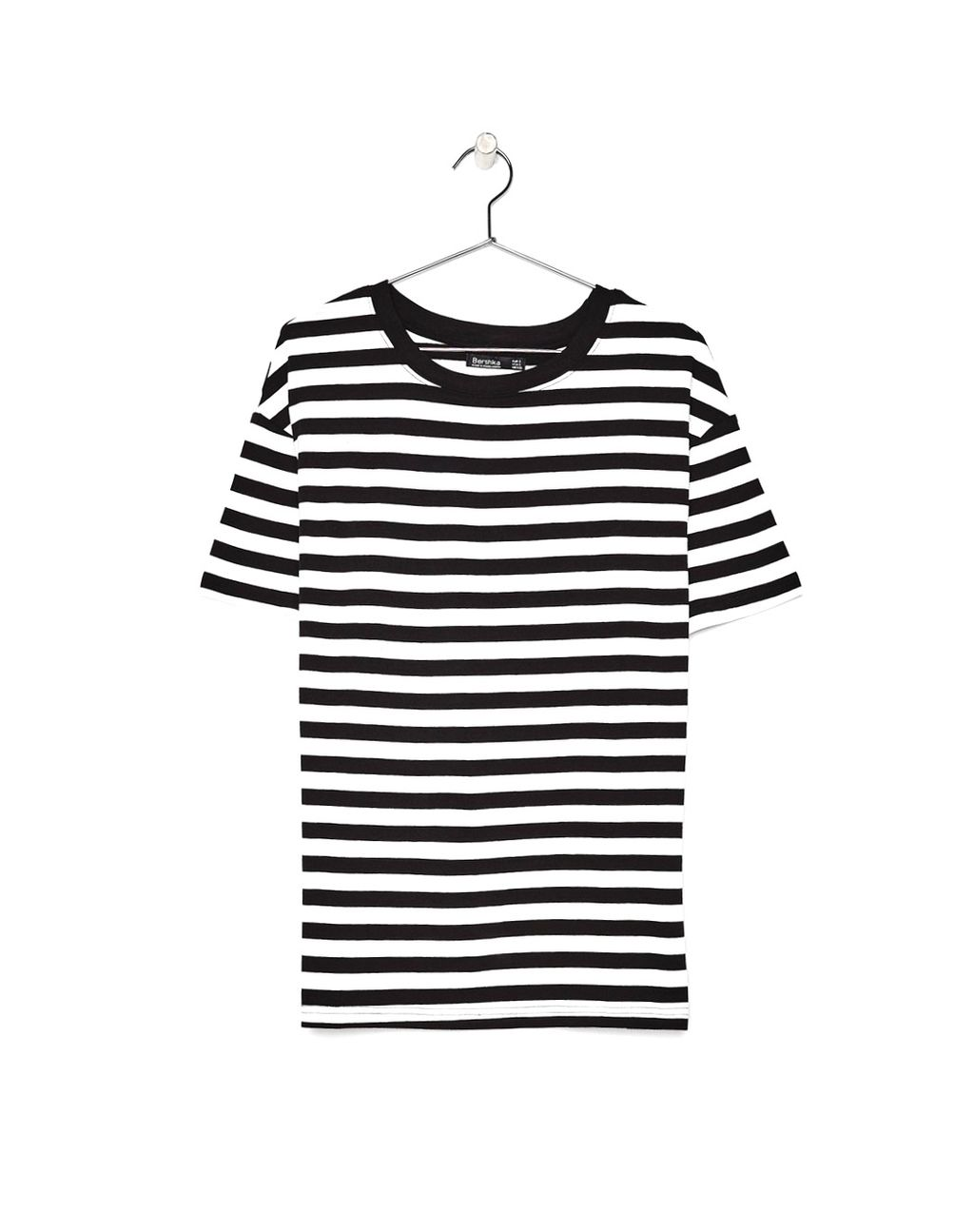 Oversize majica od organskog pamuka, Bershka, 49 kn