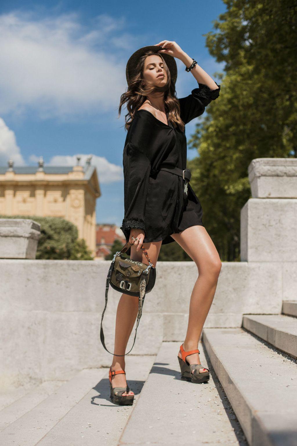 Mia Kovačić u novoj kampanji modnog brenda Replay - 2