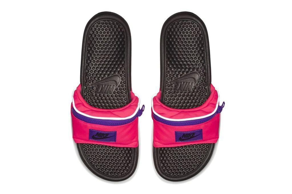 """Nike """"Fanny Pack"""" Benassi JDI natikače - 5"""