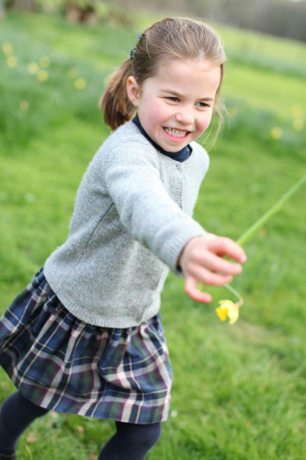 Princeza Charlotte slavi četvrti rođendan - 4