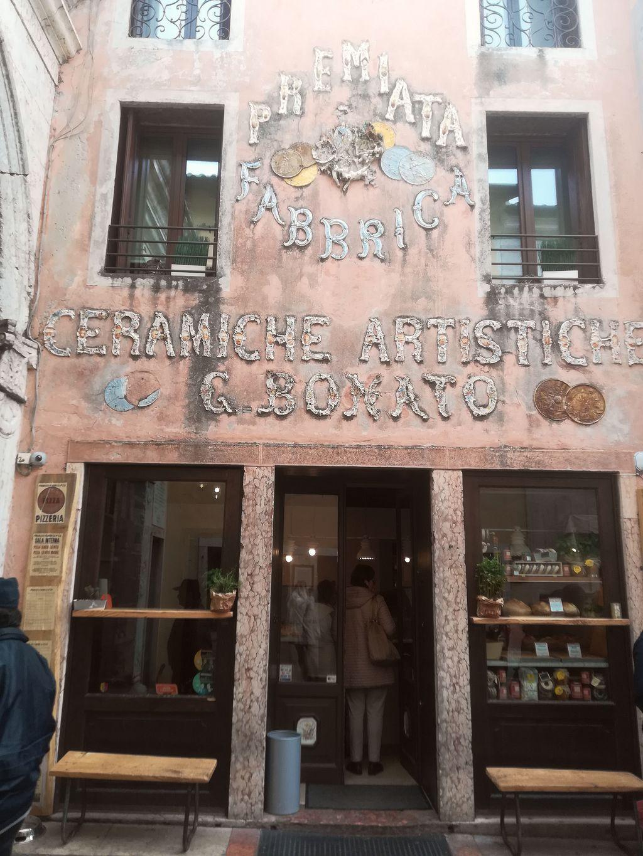 Gradić Bassano del Grappa poznat je po keramici