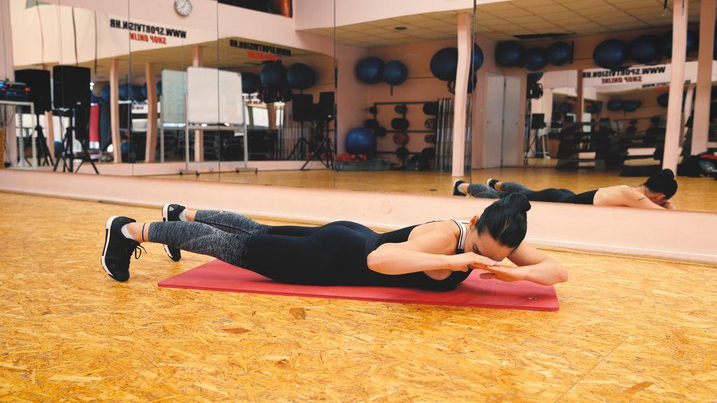 Vježbe za leđa - 2